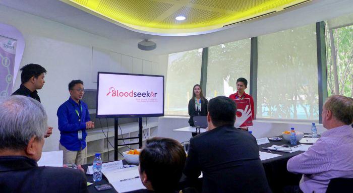 USJ-R BloodSeeker Smart SWEEP