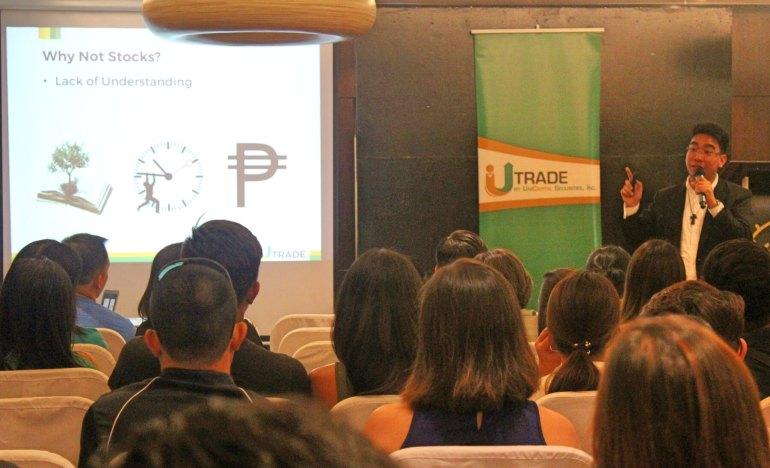 UTrade Cebu seminar