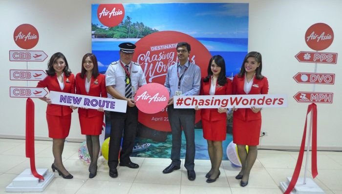 AirAsia new flights Cebu