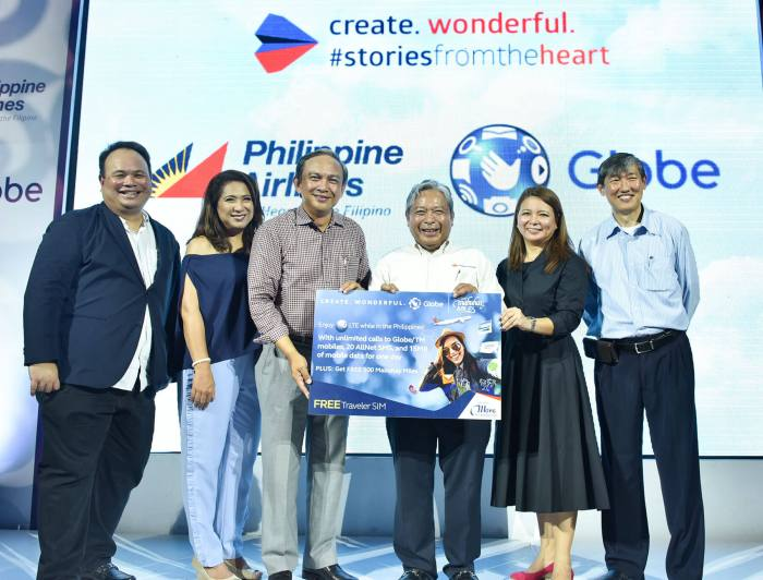 PAL Globe partnership