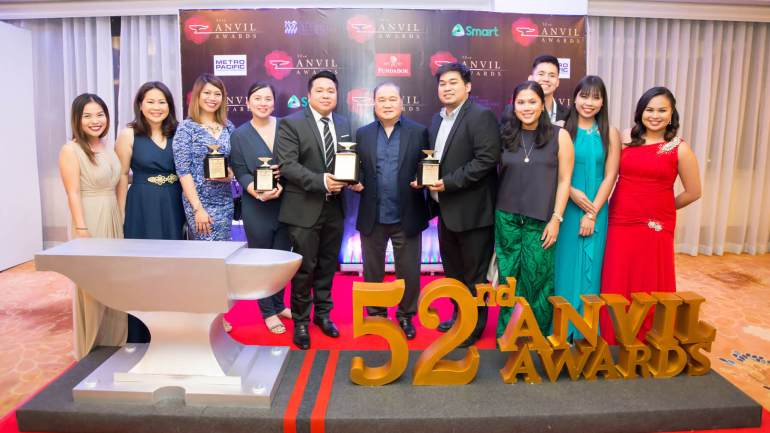 PLDT Anvil Awards