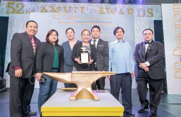 PLDT Anvil Awards