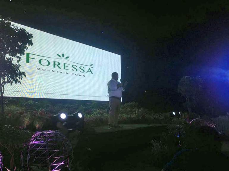 Foressa Launch