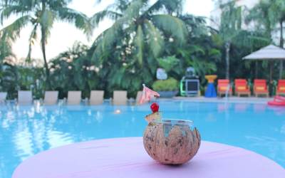 Marco Polo celebrates summer with Drink, Dance, & Dip party