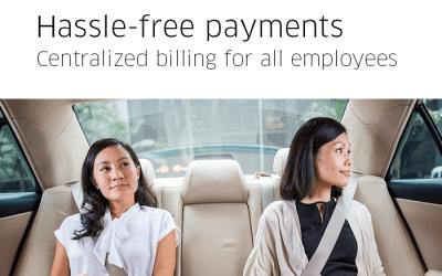 PLDT taps Uber to transport employees