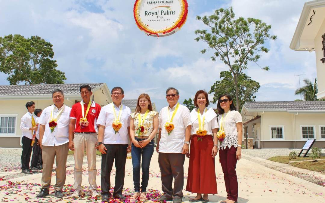Primary Homes introduces Royal Palms Tres in Panglao, Bohol