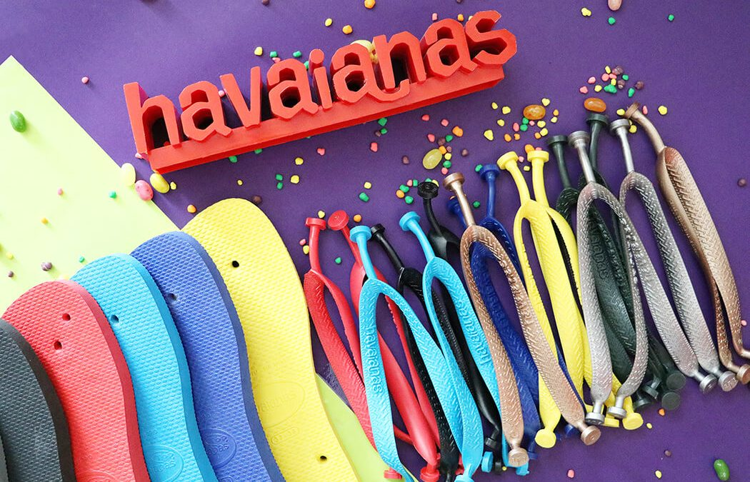 Make Your Own Havaianas 2017 pays homage to the 90s