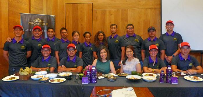 Organique triathlon team