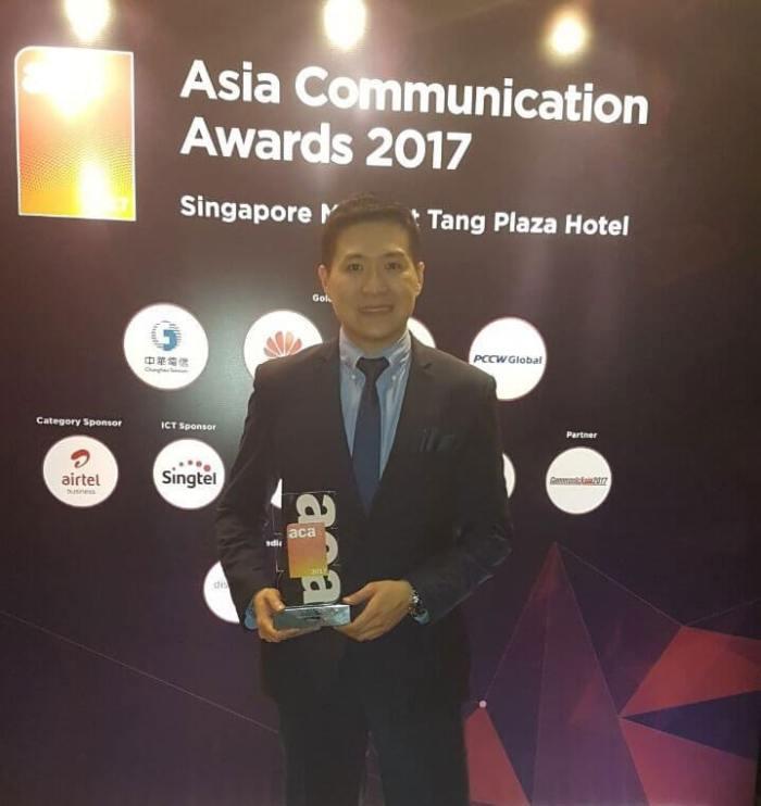 Smart Asia Communication Awards
