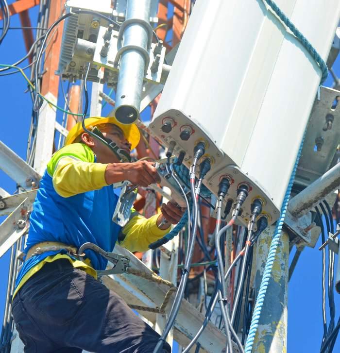 Smart LTE network
