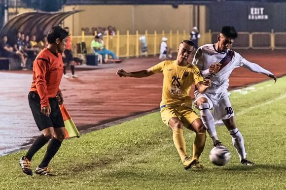 Global Cebu FC Davao Aguilas