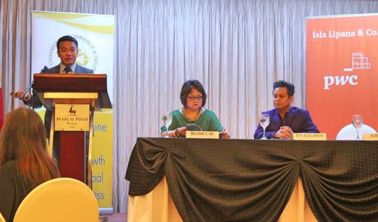 PwC Cebu 2017 CEO Survey