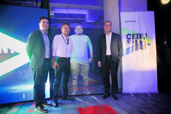 Accenture in Cebu