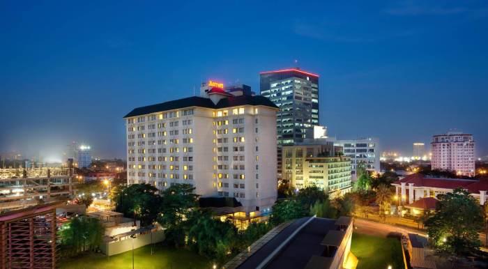 Cebu City Marriott Hotel closes
