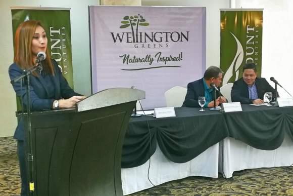 Wellington Greens
