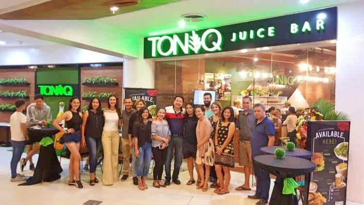 Detox Bar Cebu TONIQ