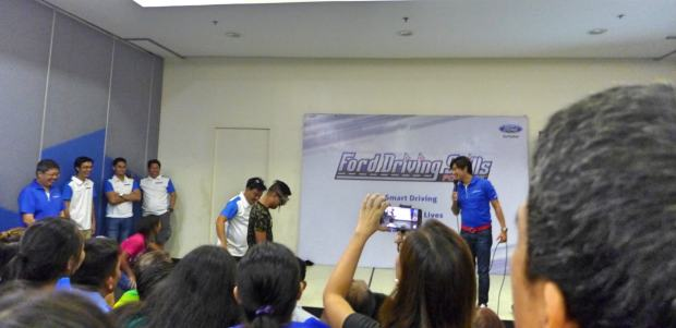 Ford Philippines Driving Skills For Life