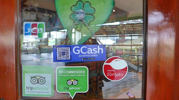 GCash Scan To Pay