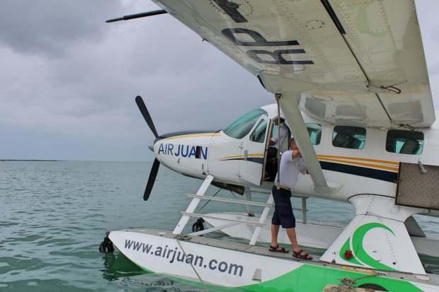 Air Juan Cebu