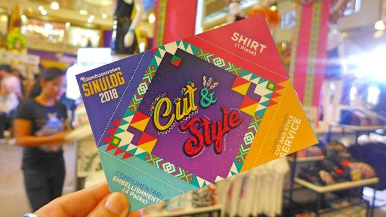 Sinulog Cut & Style