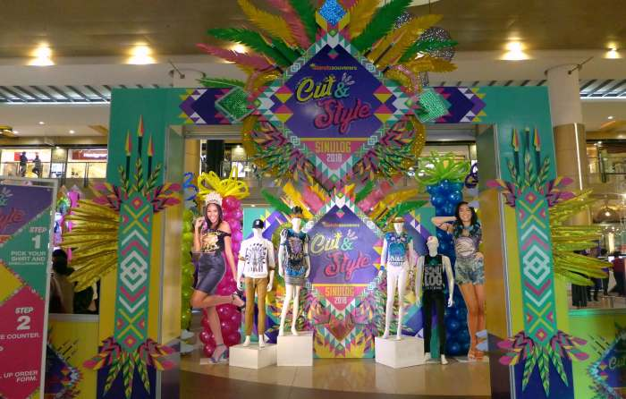 Sinulog Cut and Style locations