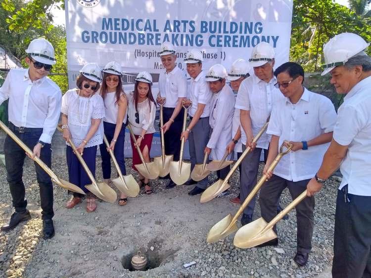 Mactan Doctors Hospital expansion
