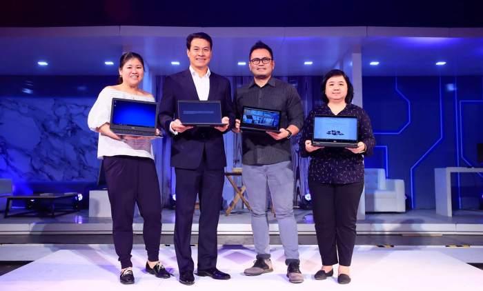 Dell Latitude laptops launch