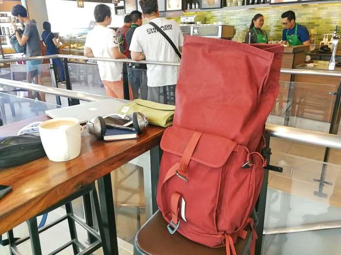 Millican MAvericks rollpack