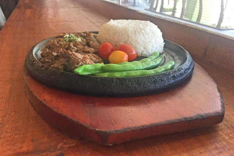 All-You-Can Sizzlin Steak