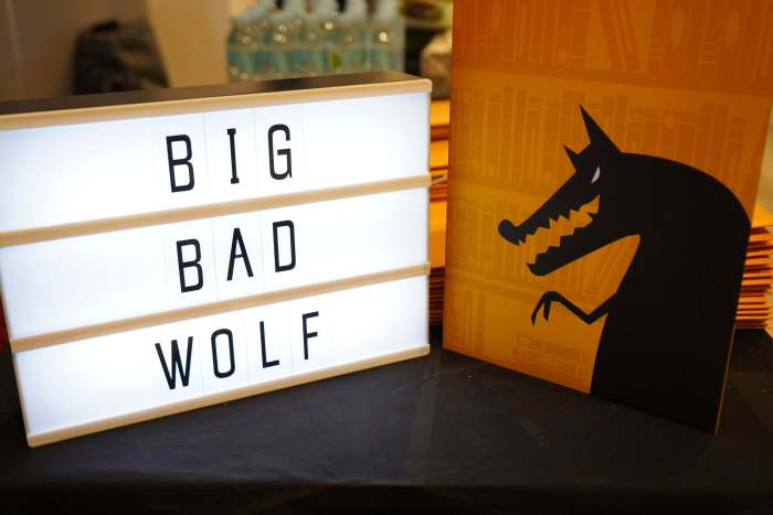 Big Bad Wolf Cebu