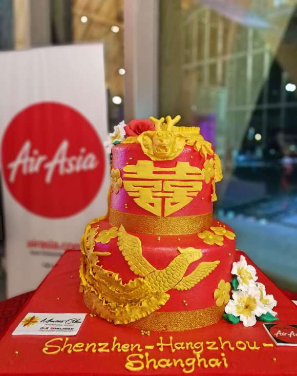 AirAsia Cebu-Shanghai flights