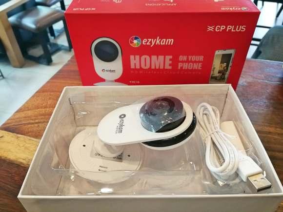 CP Plus ezycam HC10