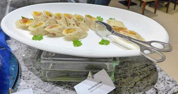 Marco Polo Plaza Cebu buffet
