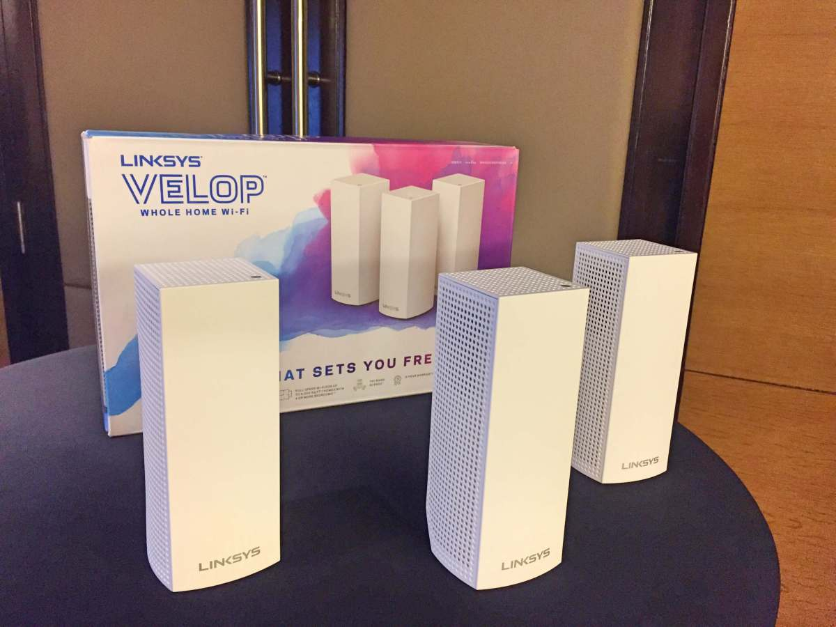 Boost your internet connectivity with Linksys mesh WiFi system