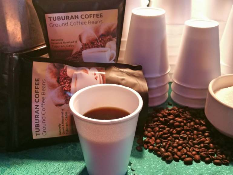 Cebu Journeys Tuburan coffee.