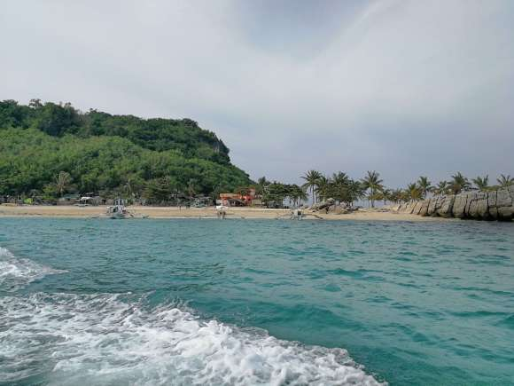 Antonia Beach Islas de Gigantes