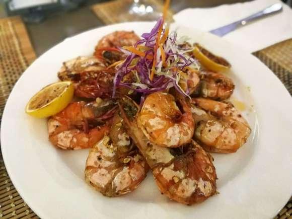 Huni Sicogon dinner