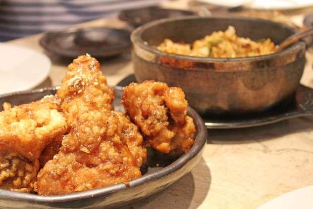 Kimstaurant Cebu soy sauce chicken