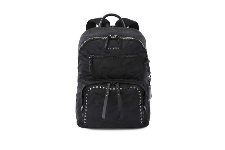 TUMI Voyageur Novelty Hagen Backpack - Black Camo