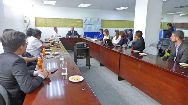 Israeli Ambassador Rafael Harpaz