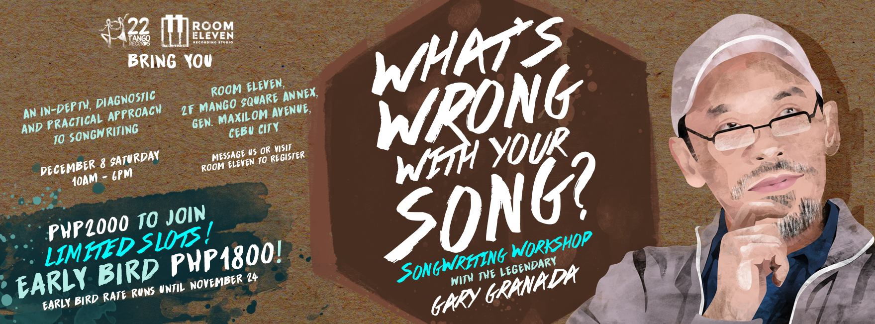 Gary Granda What's Wrong With Your Song