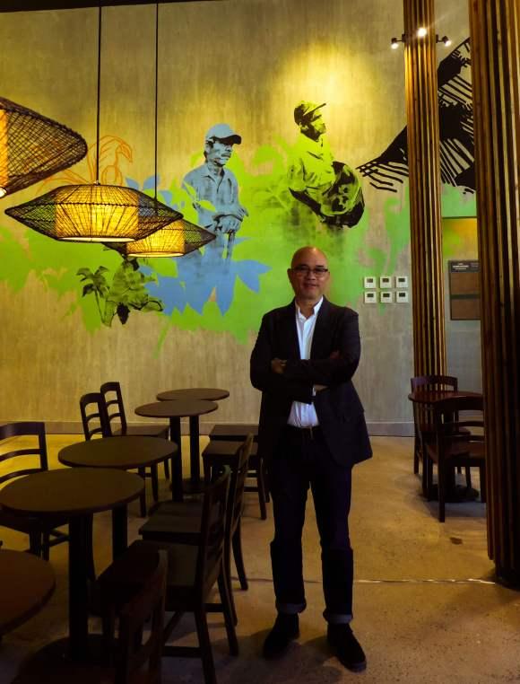 Bo's Coffee Steve Benitez
