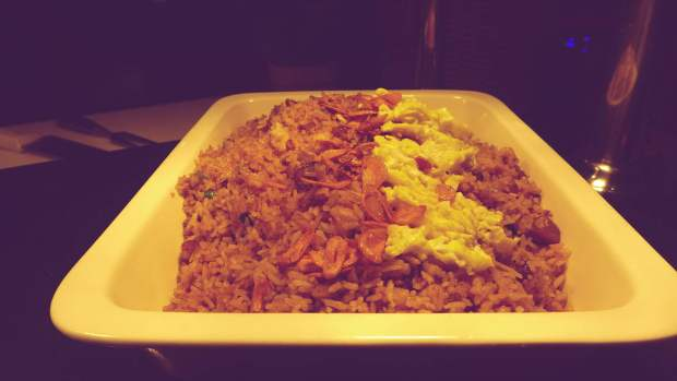 Maayo Hotel buffet