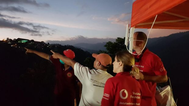 Smart Vodafone response Itogon