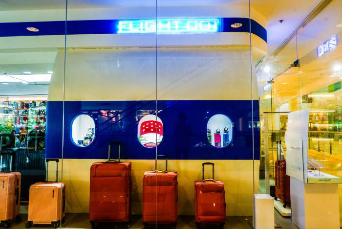GEAR UP for your next adventure by visiting Flight 001 in Ayala Center Cebu.