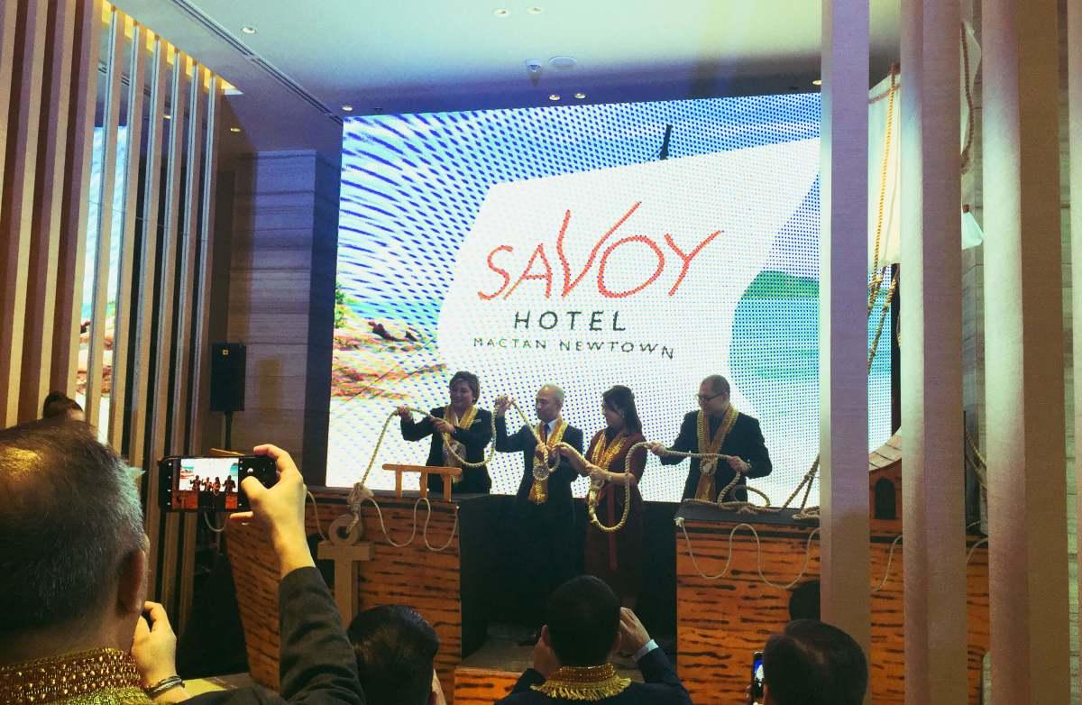 Saboy Hotel Mactan Newtown opens