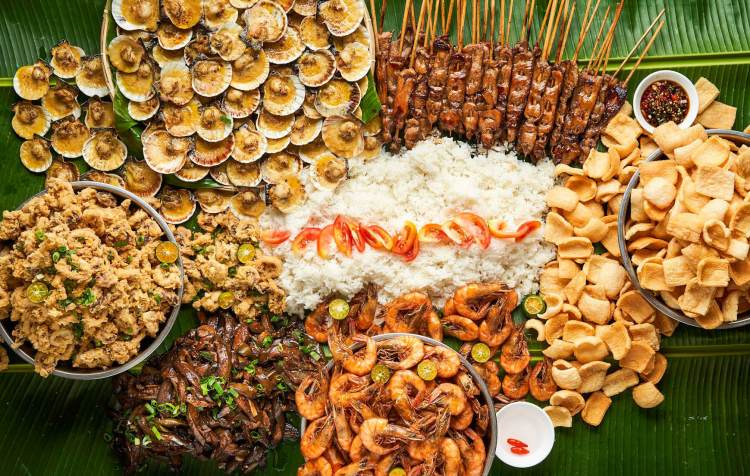 Golden Cowrie's Unlimited Feast Boodle