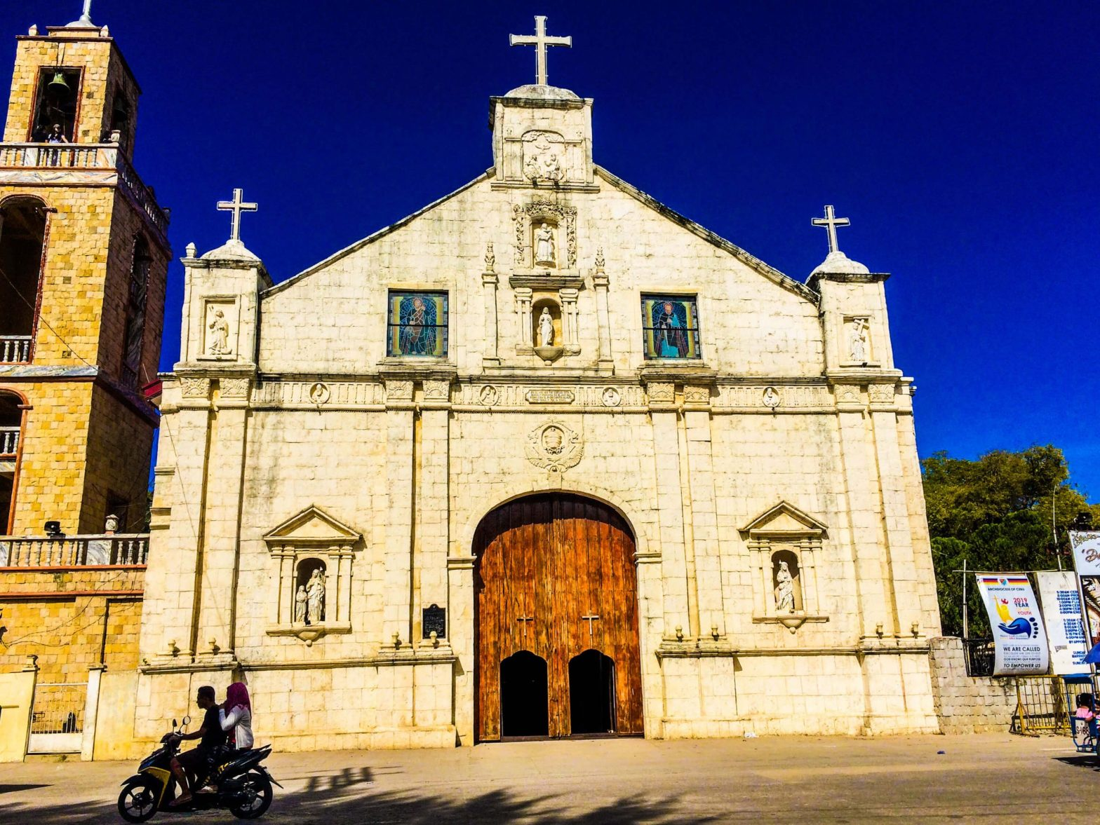 Bantayan parish
