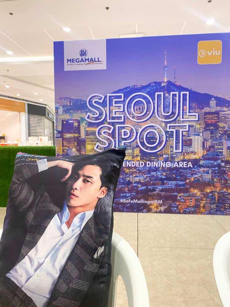 Seoul Spot in SM Megamall