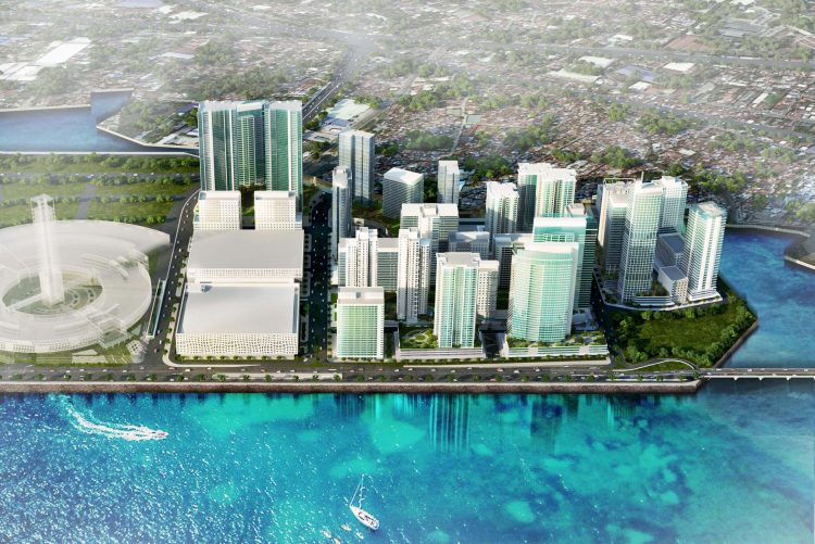 SOUTH COAST CITY - SM-AYALA SRP DEVELOPMENT. The 26-hectare waterside development will be home to prime entertainment and commercial concepts and will be complemented by other mixed-uses to serve diverse market needs.